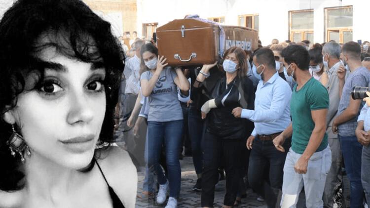 kadınlar, Pınar Gültekin Tabutunu taşıdı