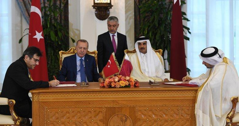 Katar'dan Erdoğan'ın danışmanına anlaşmasını kabul etmesi için rüşvet!