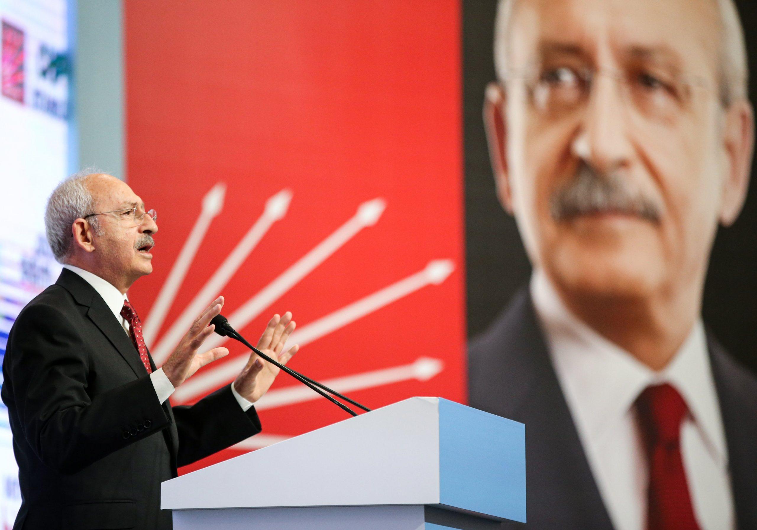 Kılıçdaroğlu: Seçim, diktatörlere karşı yapılacak