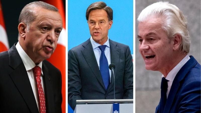 Hollanda Başbakanı Rutte: Erdoğan'ın Wilders'e dava açması kabul edilemez