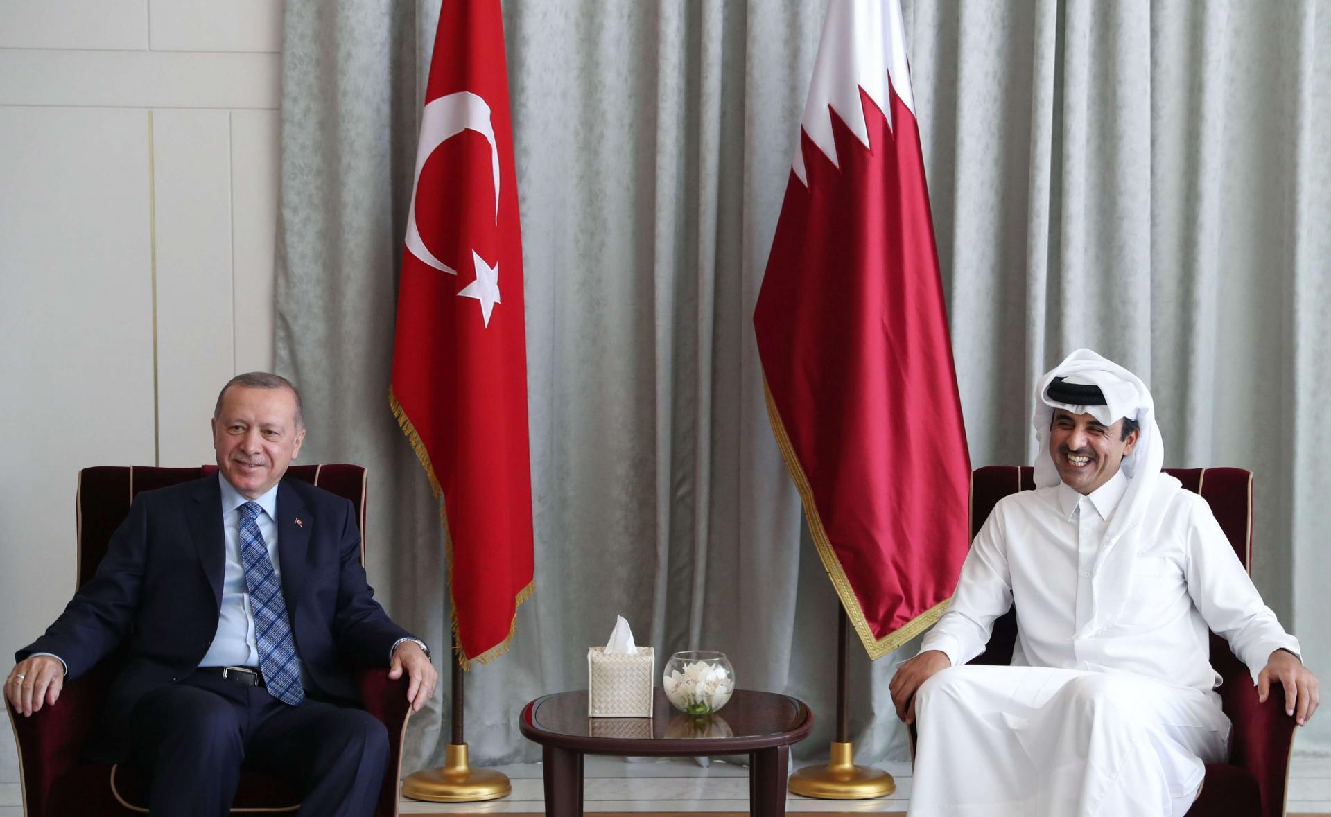 Katar halkına Türk Aşısı illüzyonu satıyor
