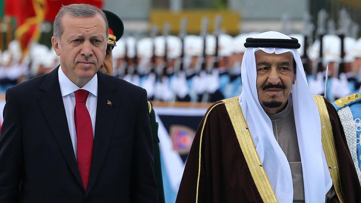 Suudi Arabistan boykotu resmiyet kazandı