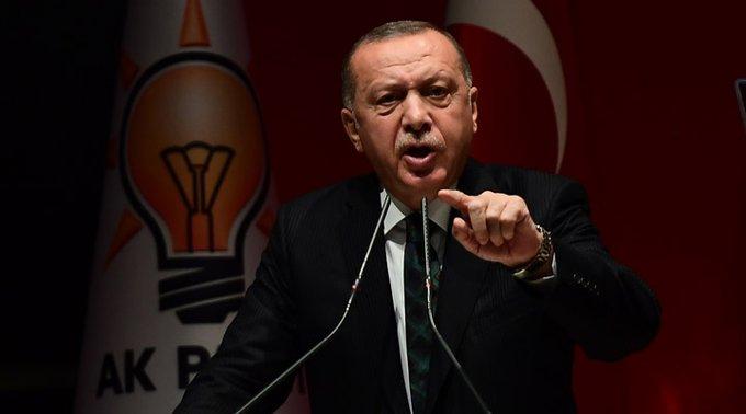 Erdoğan gerçeklikten kaçıyor