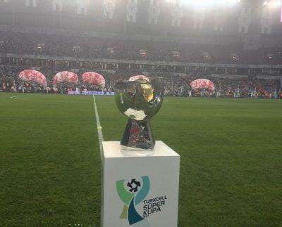 Önümüzdeki sezon Katar'da yapılacak Süper Kupa finali