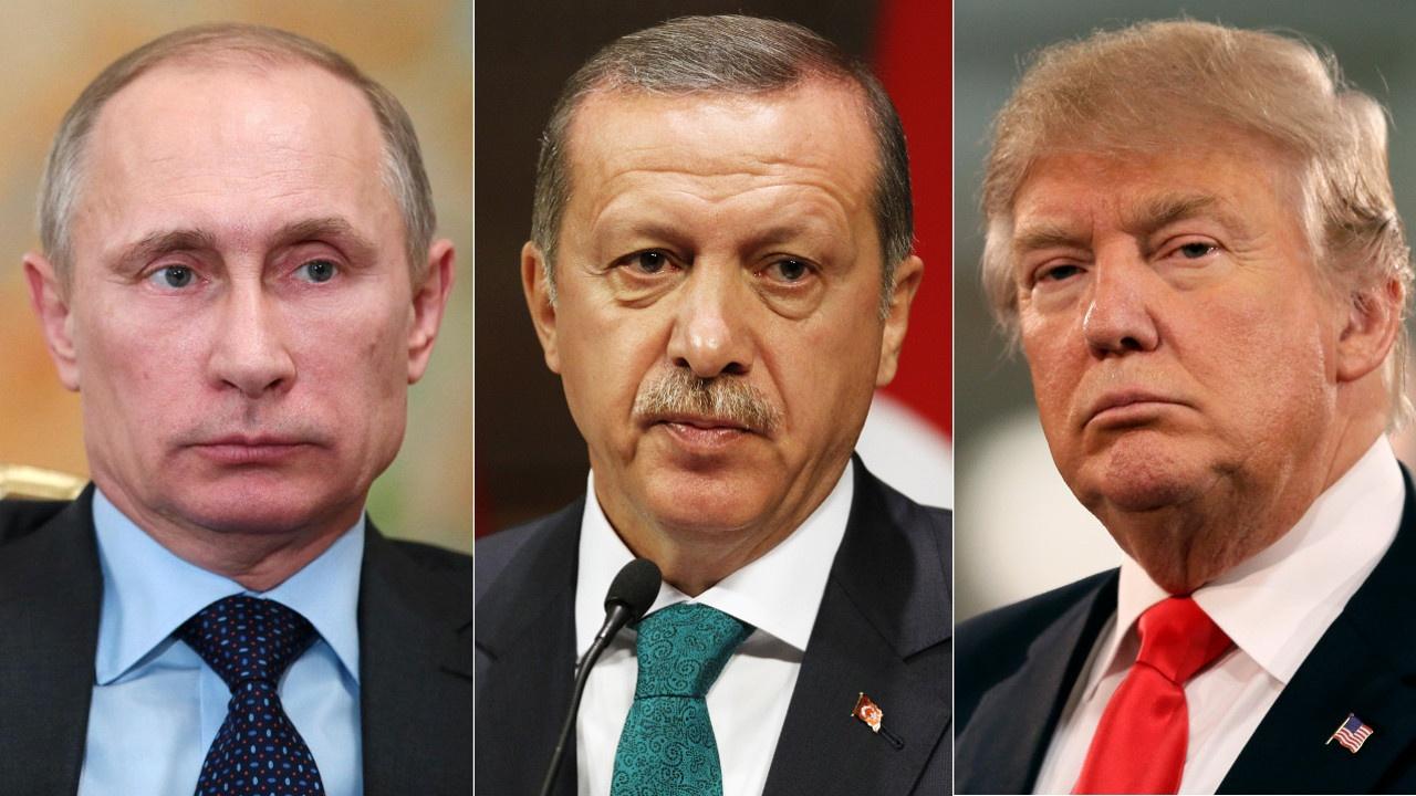 """Wall Street Journal Türkiye'nin yayınlanması, F-35 programının Yönetim Kurulu tarafından anımsatıldı: """"Trump yönetimi, Türk sistemini yeniden canlandırmayı başaramazsa yaptırımlardan önce açıkladı ama onu alan sistem bu. Neden Ankara?"""" Dedi. Ekim kovuldu. """" Erdoğan'ın Putin'le yakınlığı son yıllarda dikkatleri üzerine çeken bir haber, """"Rusya ve Türkiye Karadeniz'de Suriye ve Erdoğan Putin'i hedef alıyor, bu satışlardan çok memnundular. NATO içindeki karışıklık ve bölünmenin yanı sıra ekonomik fayda bile anlaşılmıyor."""""""
