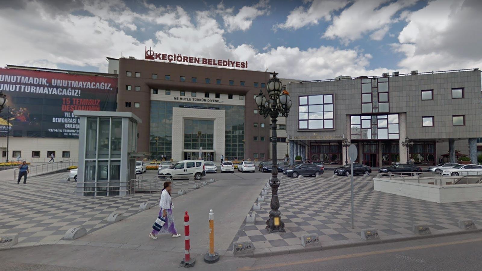 Keçiören Belediyesi eğlence bölgesini 31 bin liraya kiraladı