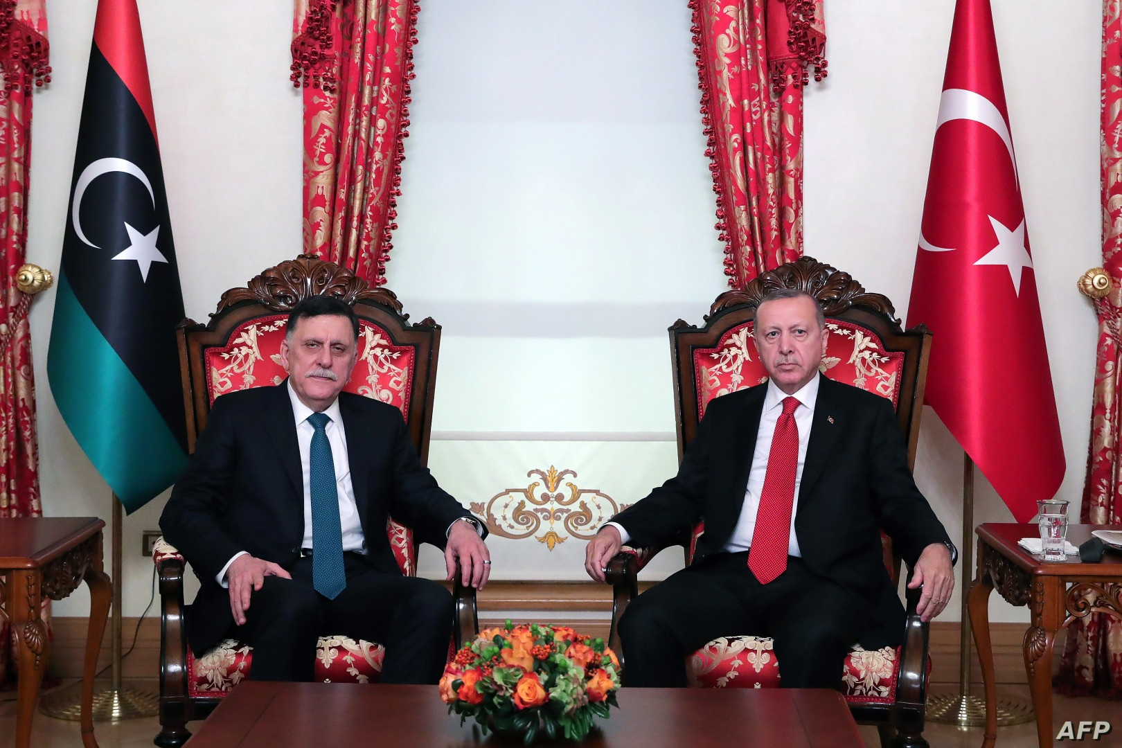 Türk cumhurbaşkanı, güçlerinin Libya'daki varlığını genişletiyor