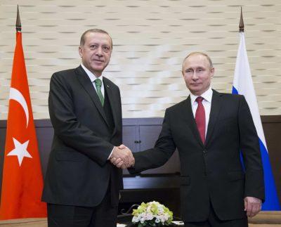 WSJ'dan yorum: Rusya, Erdoğan'ı seçmeye karar verdi