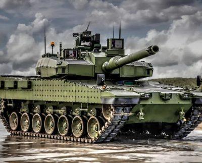 """Motorsuz tank ... """"bulmaca"""" anlaşması"""