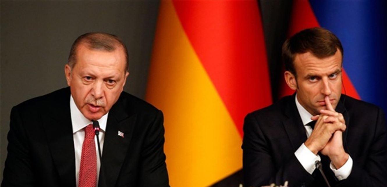 Macron, Erdoğan'a Fransa sorununa yanıt veriyor