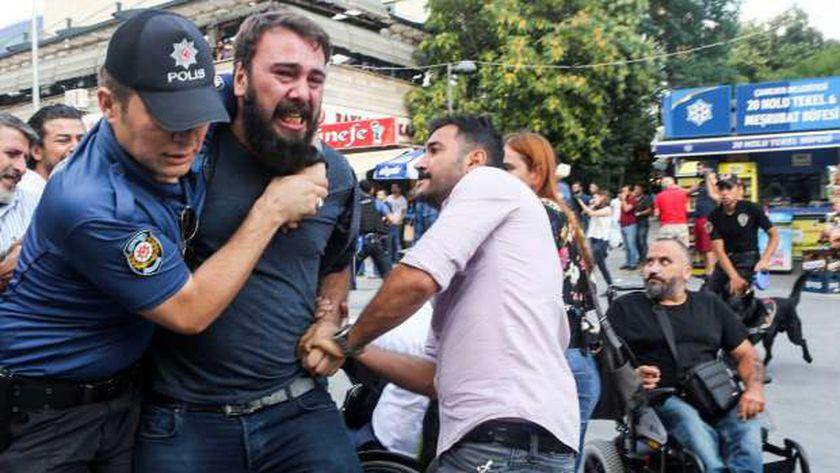 Halk Erdoğan'ın zulmünden kurtarıcı bekliyor