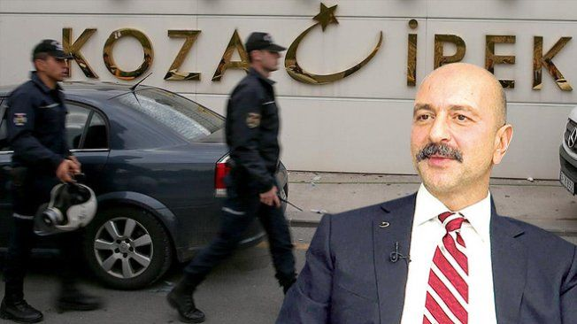 Mallarına el koyan işadamı Erdoğan trajedisini anlatıyor