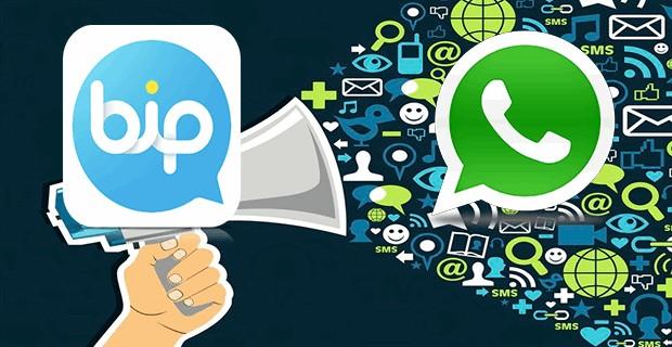 Erdoğan WhatsApp uygulamasını donduruyor ve bu alternatifi kullanmak istiyor