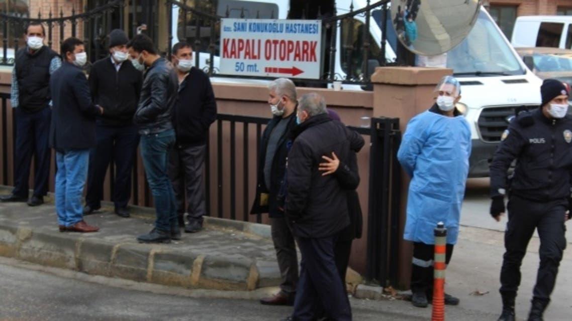 Türkiye: Corona yaralanmaları iki milyonu aştı