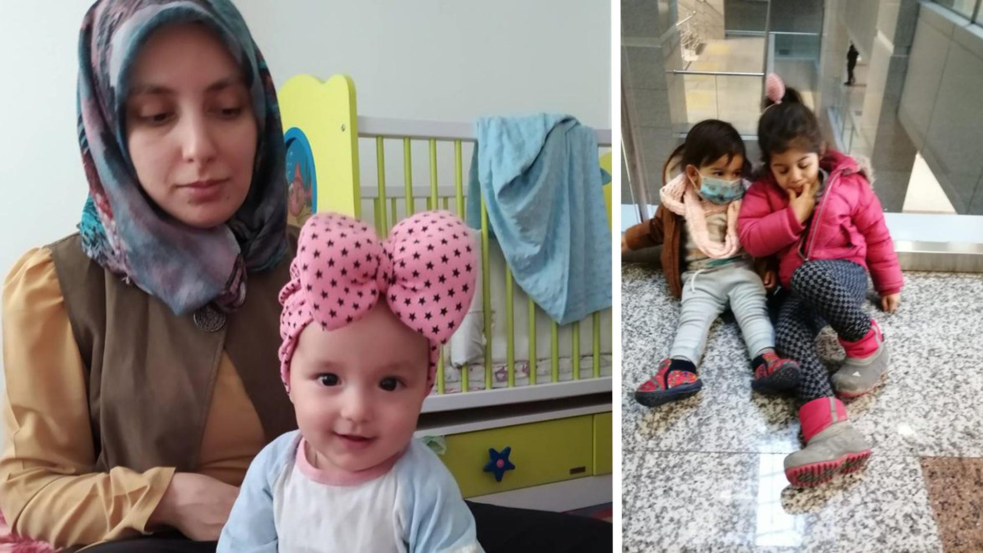 Hapishanelerde 800'den fazla çocuk ve bebek … bir parlamenter Erdoğan rejiminin ihlallerini ifşa ediyor
