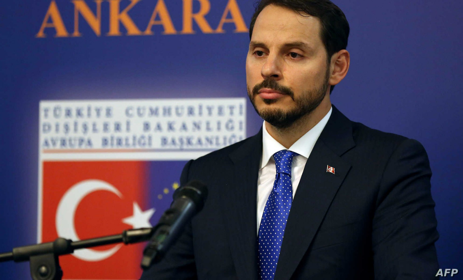 Erdoğan'ın damadı 14 milyar doları kaçırdı