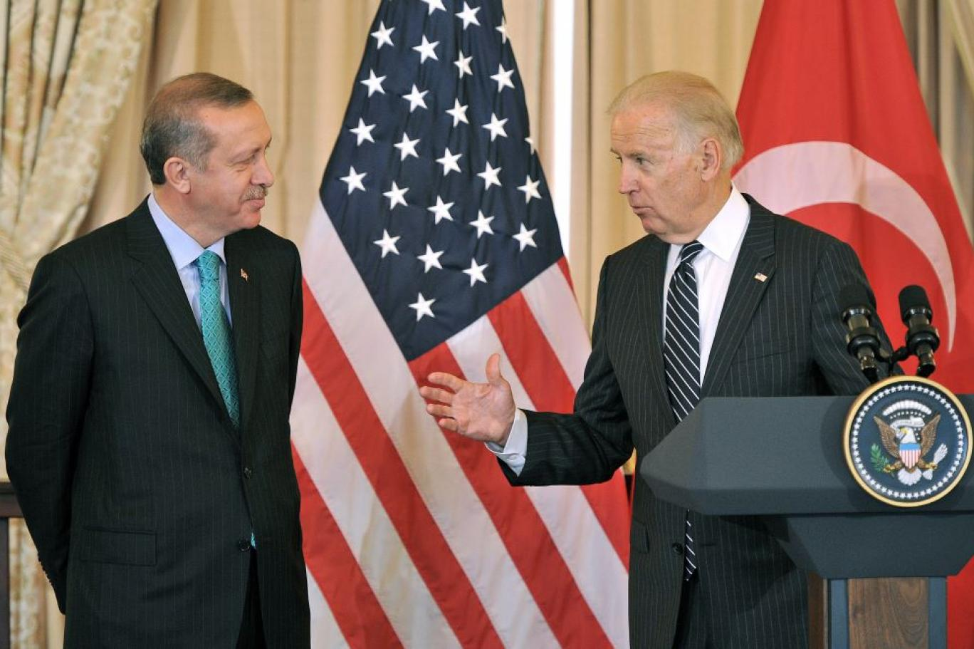 Erdoğan'ın Beyaz Saray'ın sempatisini kazanma çabaları başarısız oldu mu?