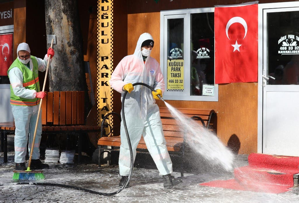 Türkiye  Dünya salgın sırasında vatandaşlarını desteklemek için ne kadar harcadı?