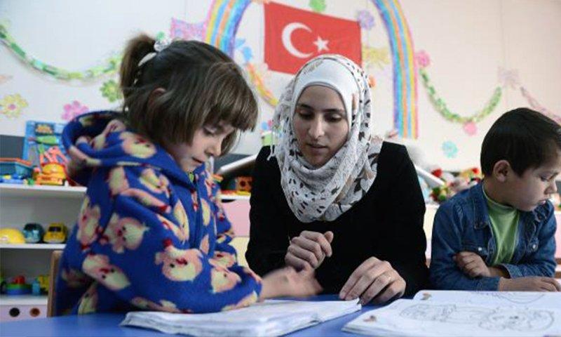 Türkiye'nin binlerce Suriyeli öğretmeni ayırma planı