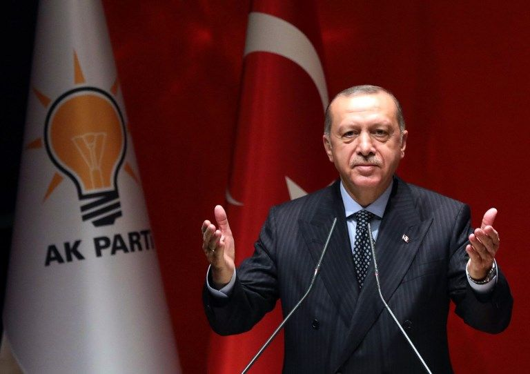 Erdoğan ve iktidardaki AKP için güçlü bir şok