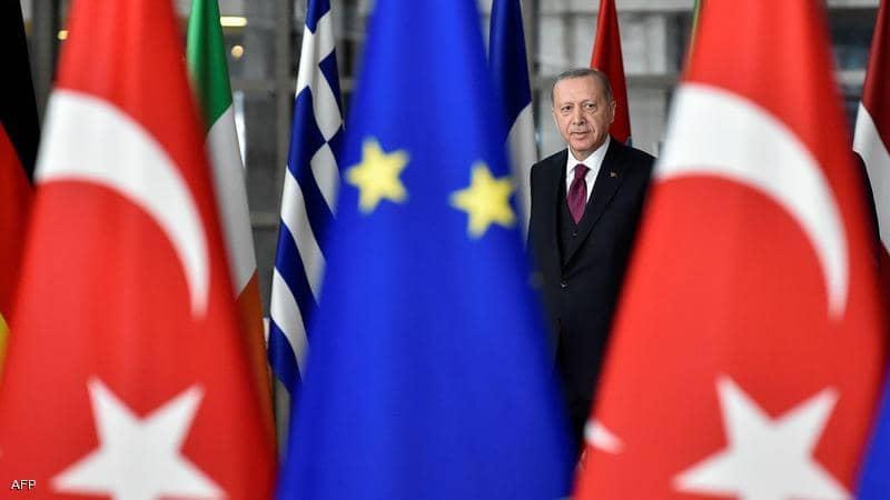 Brüksel'de Türkiye'ye karşı Avrupa devrimi