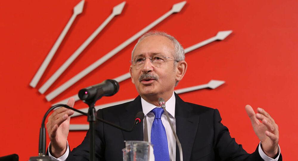 Türk muhalefet lideri Erdoğan'ı suçluyor: 128 milyar doları israf etmekten sorumlusunuz
