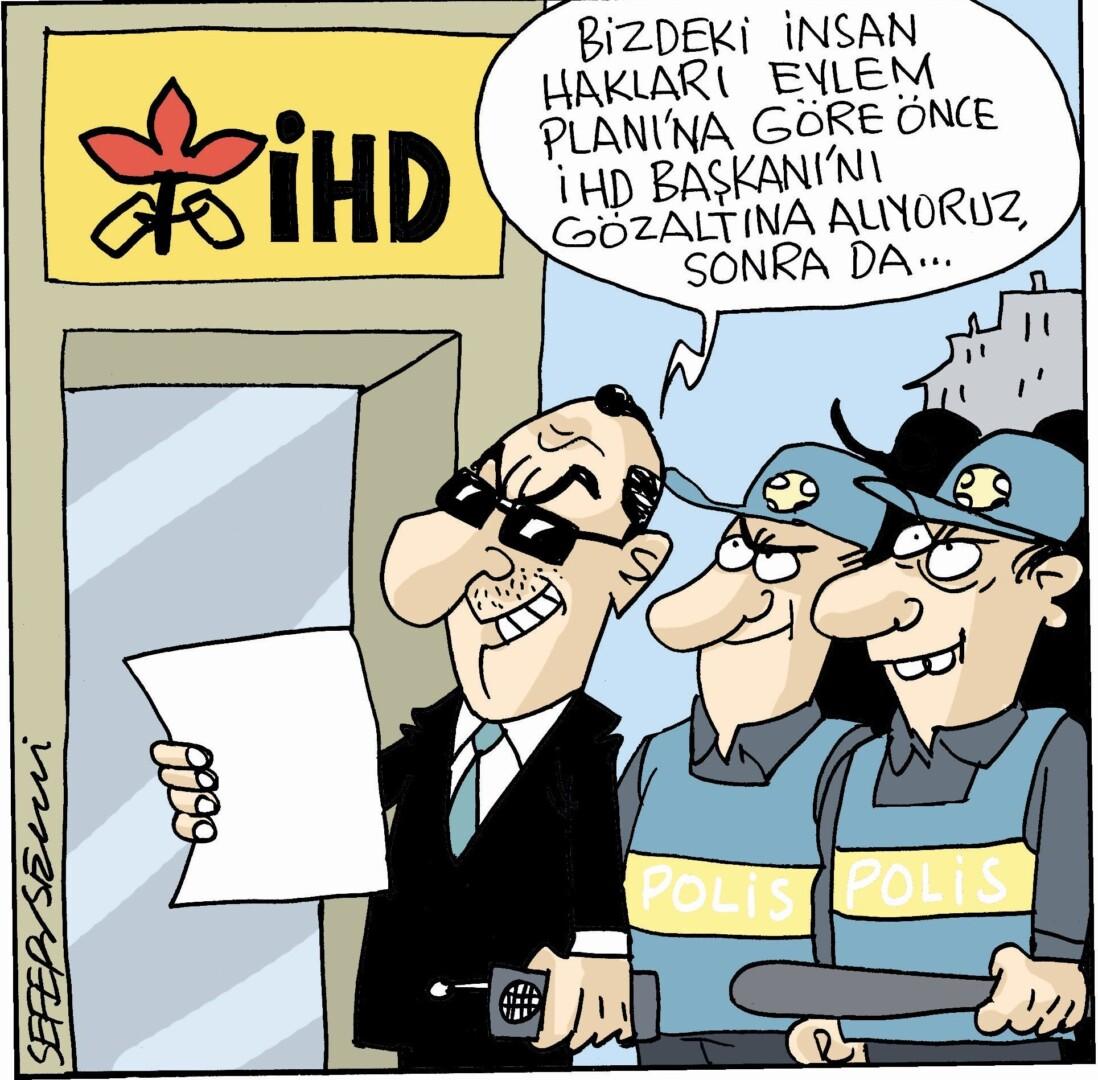 Erdoğan'ın İnsan Hakları Planı