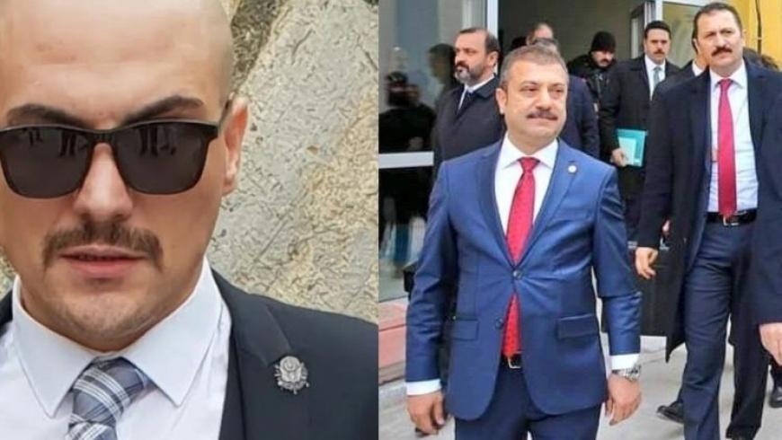 Türkiye Merkez Bankası'nın yeni başkanı mafya yararına kara para aklamaya karıştı