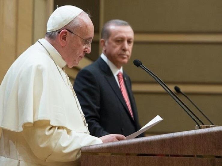 Papa Francis'in postası AKP'yi kızdırdı