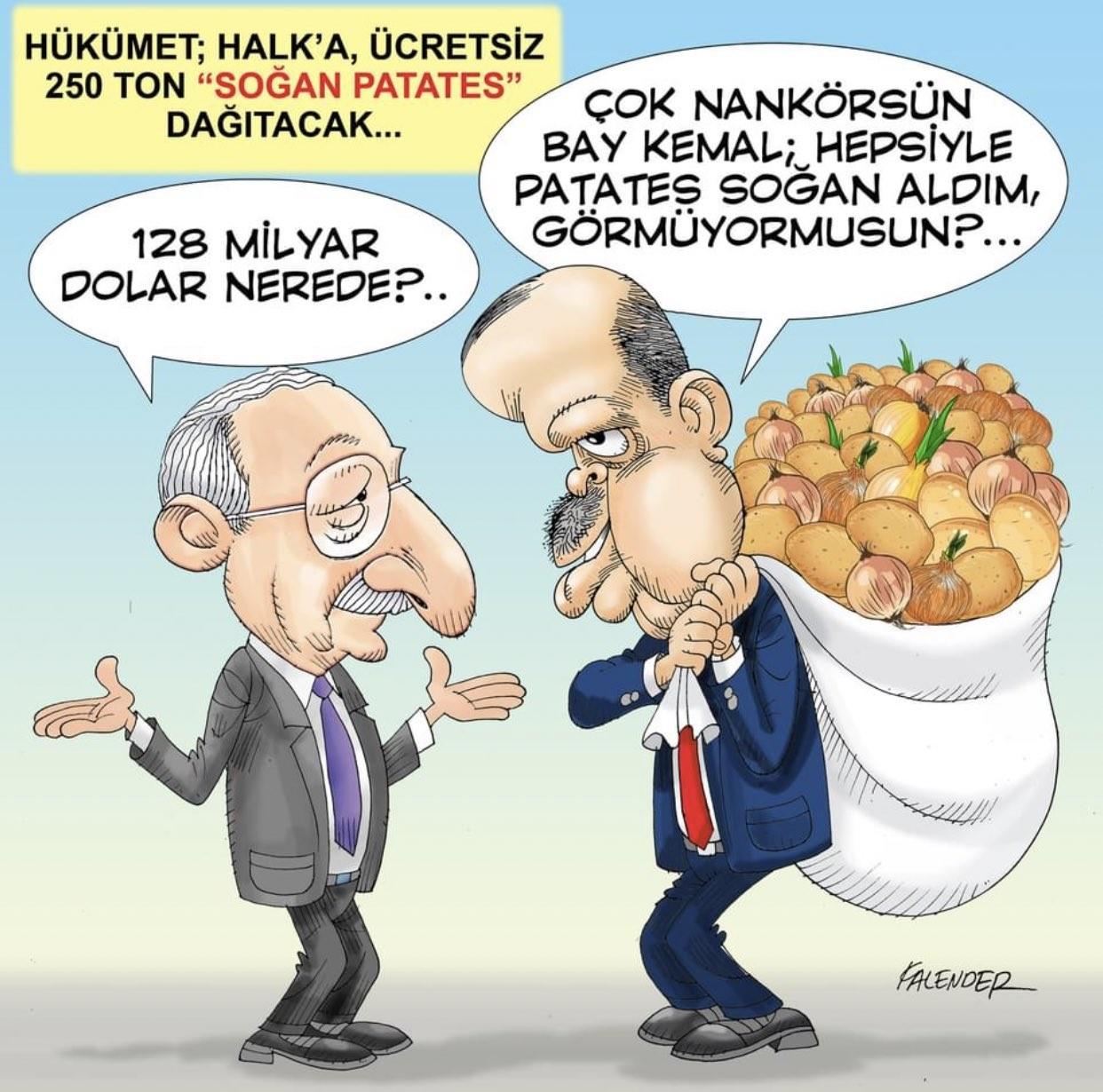 Erdoğan 128 milyar dolar harcadı nasıl budur!