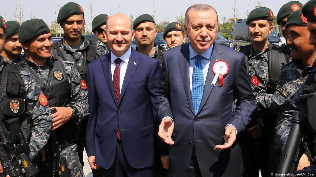 Erdoğan içişleri bakanından vazgeçecek mi?