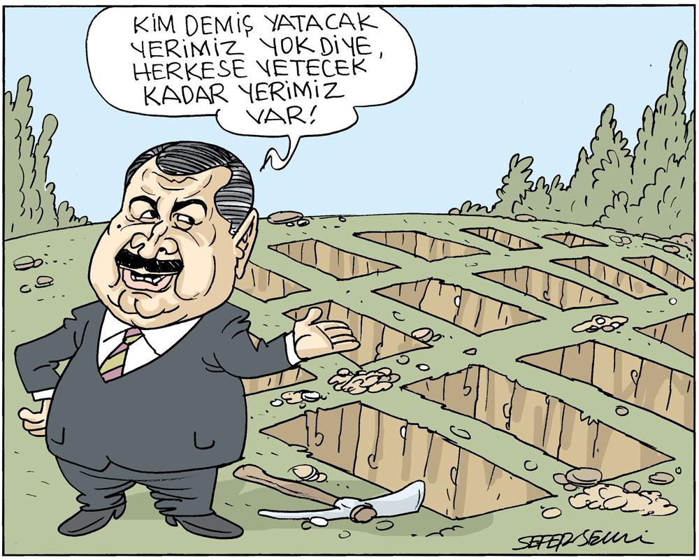 Türkiye'de adalet nerede?