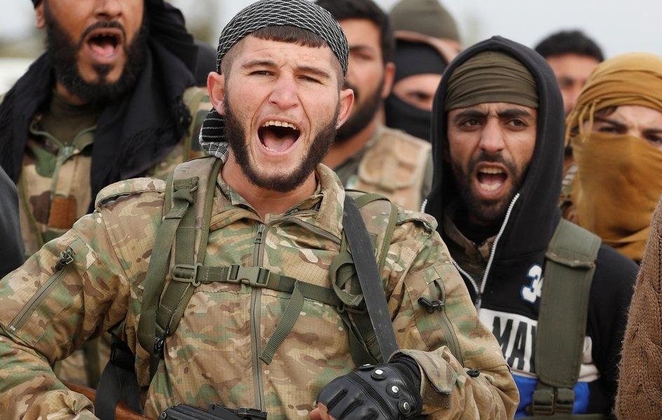 Pakistan ve Afganistan'daki Türk cihatçılar