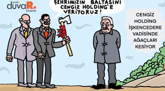 Türk hükümeti ihalelerini sadık şirketlerin yararına veriyor