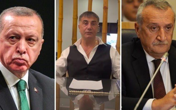 Türkiye Sedat peker sitesini yasakladı