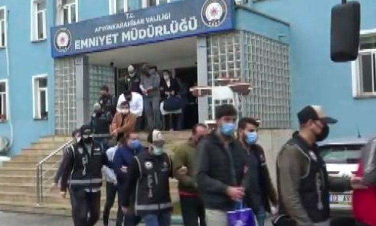 Sedat peker'in adamlarına karşı yeni bir güvenlik kampanyası