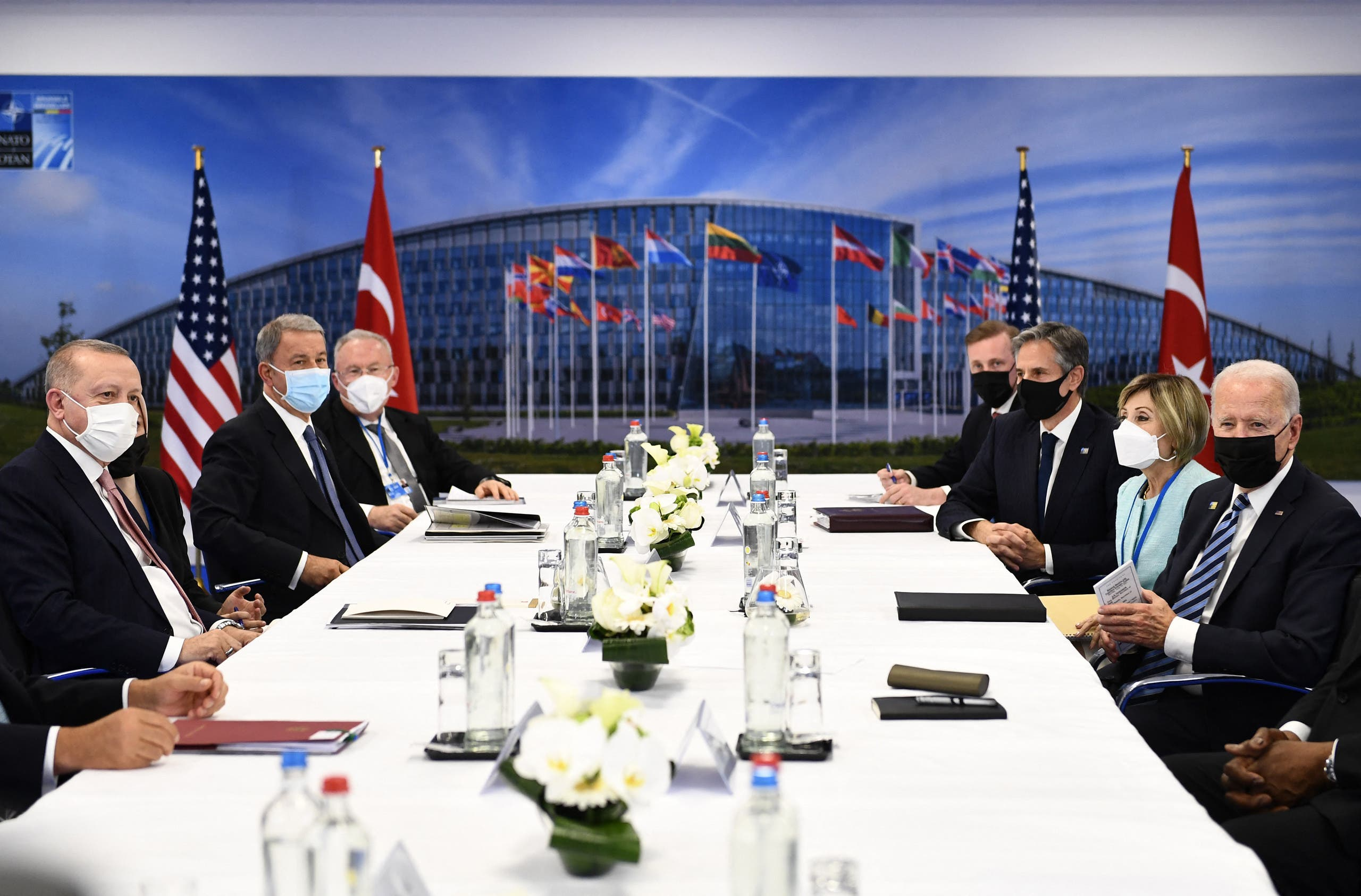 joe Biden ve Erdoğan görüşmesinde çözüm önerilmedi