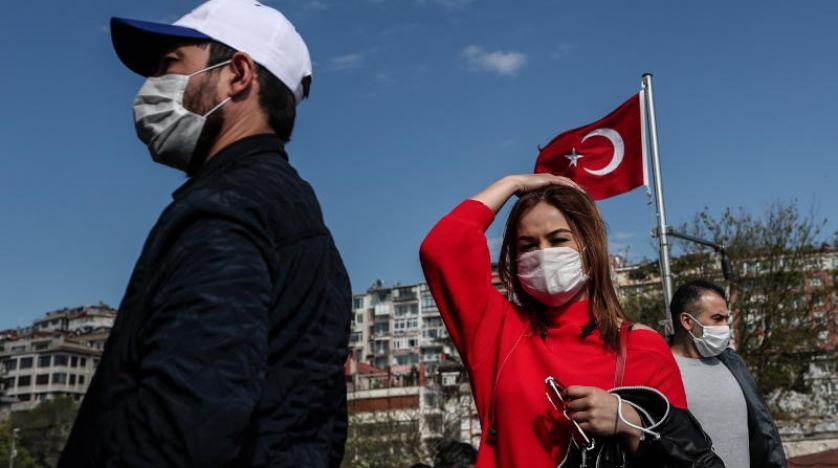 Türkiye 22.291 yeni koronavirüs vakası kaydetti