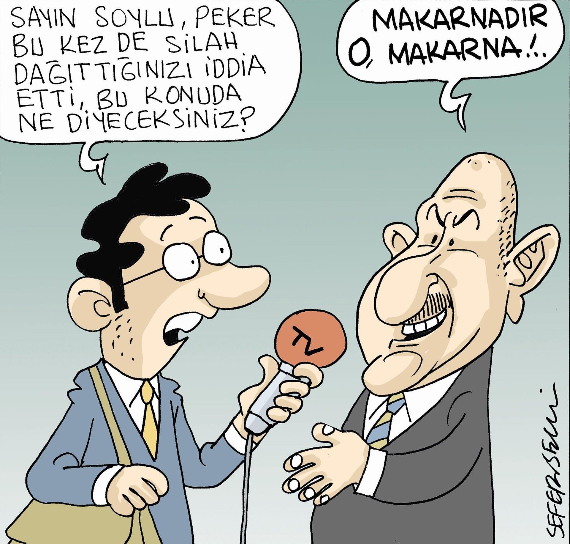 """Erdoğan'ın bakanı """"makarna"""" dünyasında yaşıyor!"""