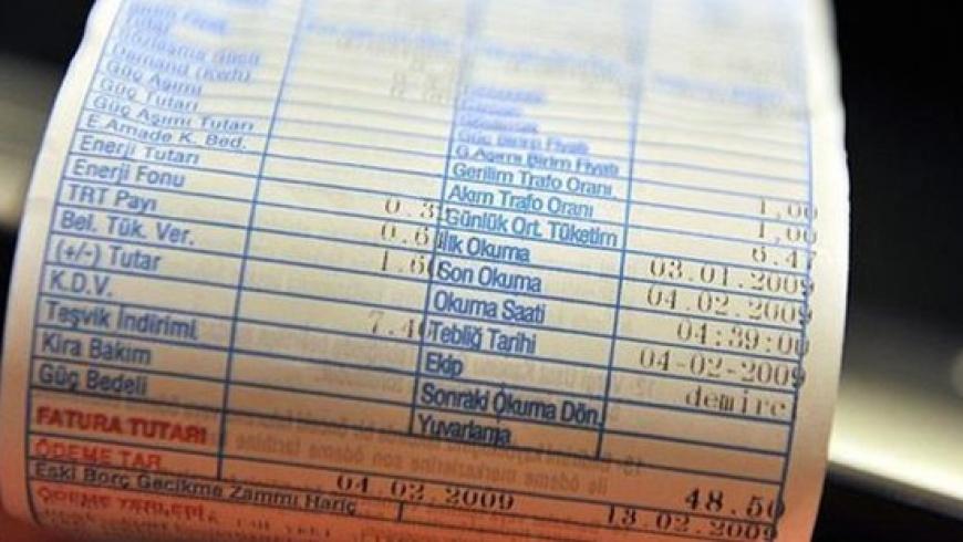 Elektrik faturalarında yüzde 100 artması