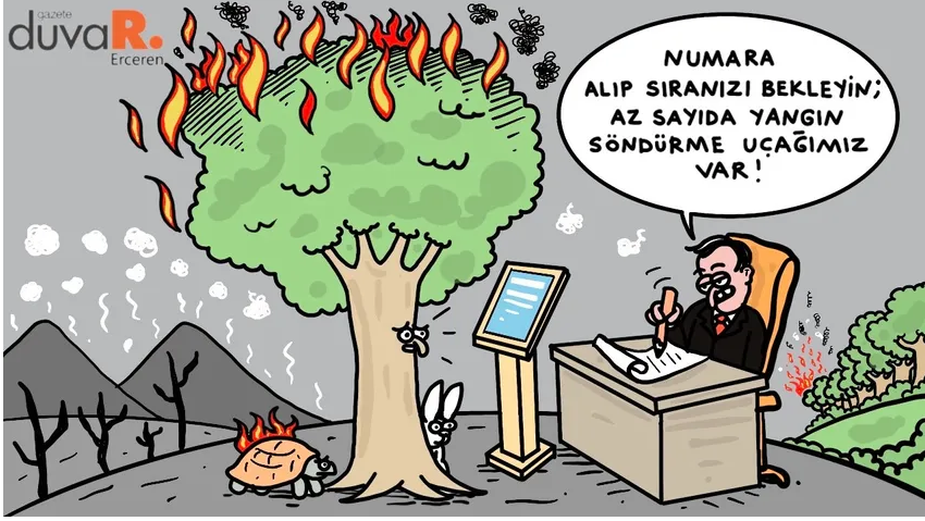 Erdoğan ve partisi nerede?!