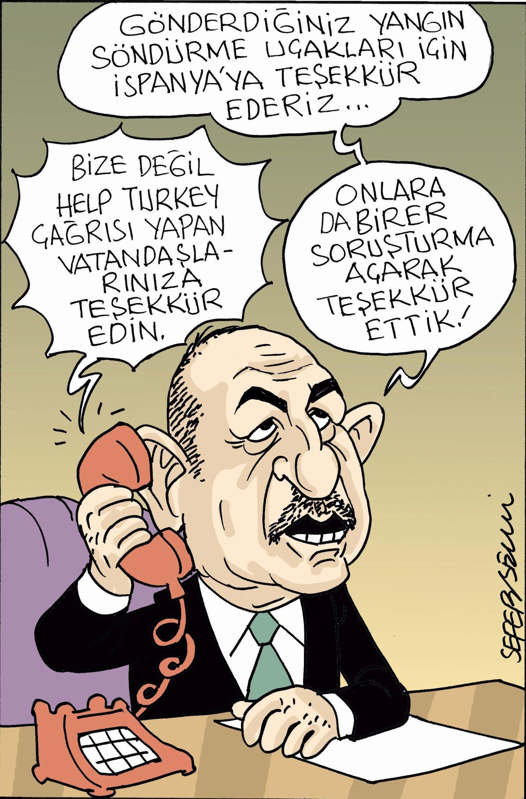 Türkiye, 'Help Turkey' hashtag'inin sahiplerini tutukladı!