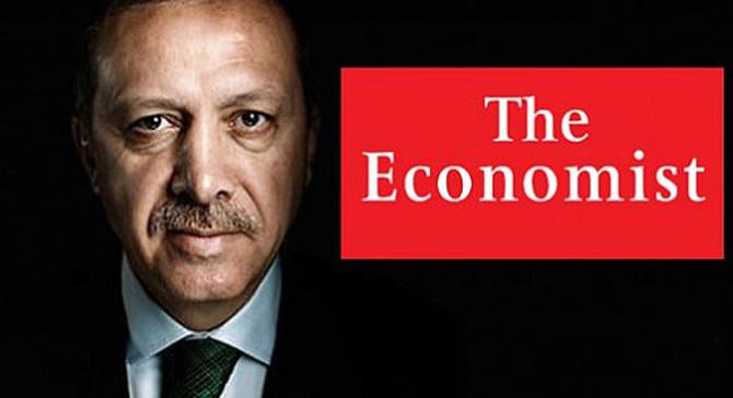 The Economist: Erdoğan'ın itibarı yerle bir oldu!