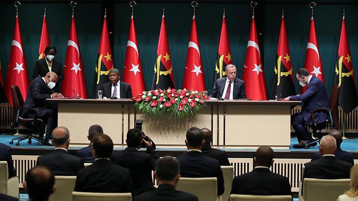 Türkiye Tanzanya, Sudan ve Uganda ile ikili anlaşmalar imzaladı