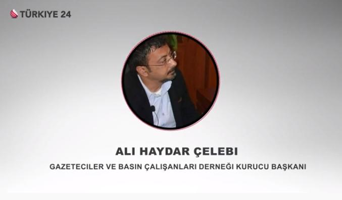 Ali Haydar   Türkiye'de orman yangınları