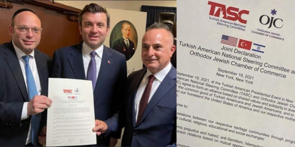 Türkiye, İbrahim Anlaşması'na açık desteğini açıkladı