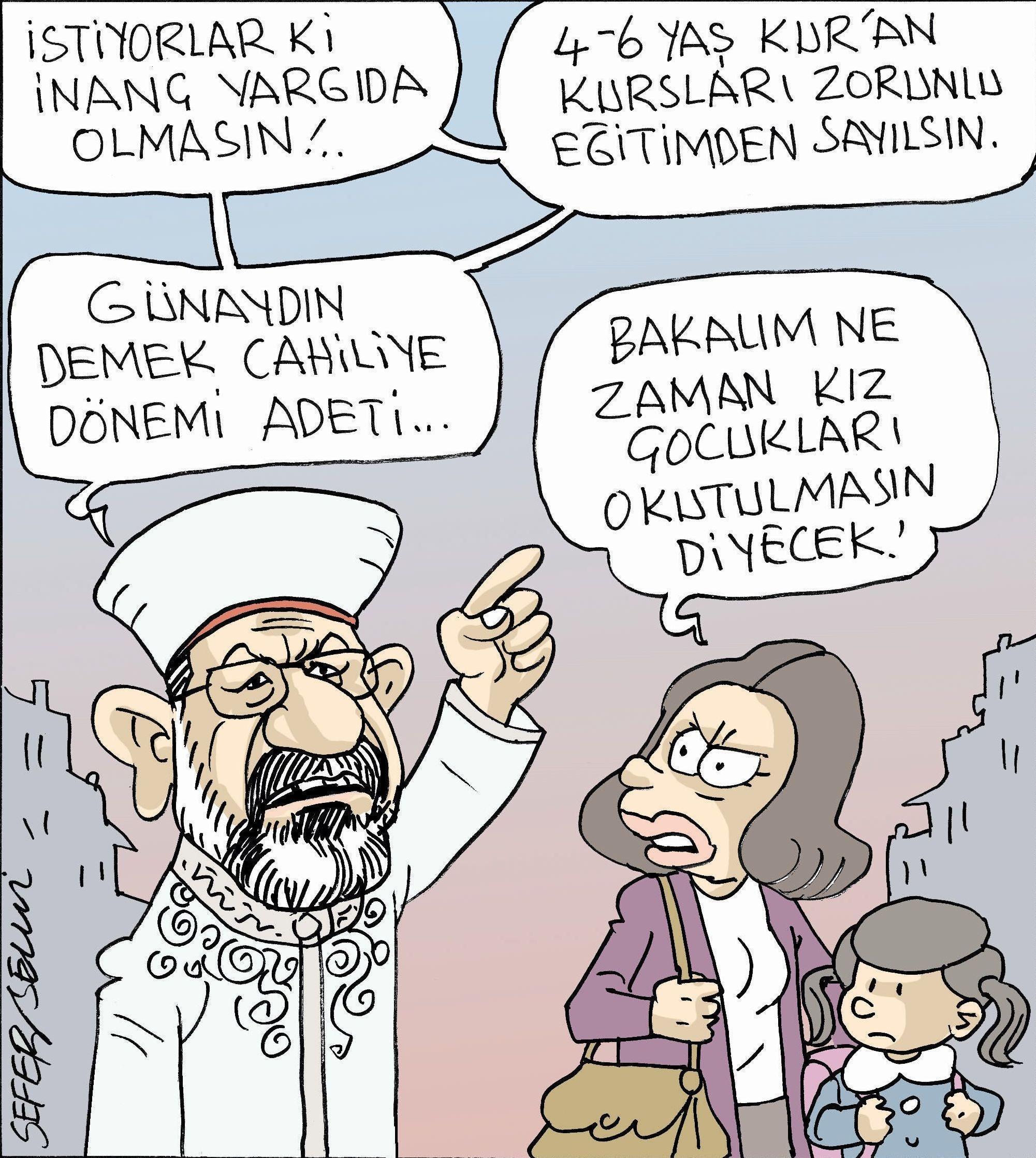 Ali Erbaş: Günaydın demek cahiliye dönemi adeti!