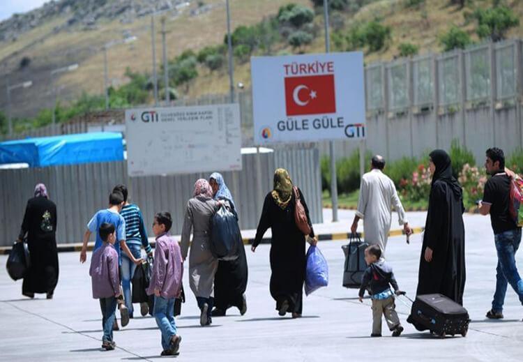 Suriyeli mültecilerden Türkiye'yi terk etmelerini isteyen mesajlar