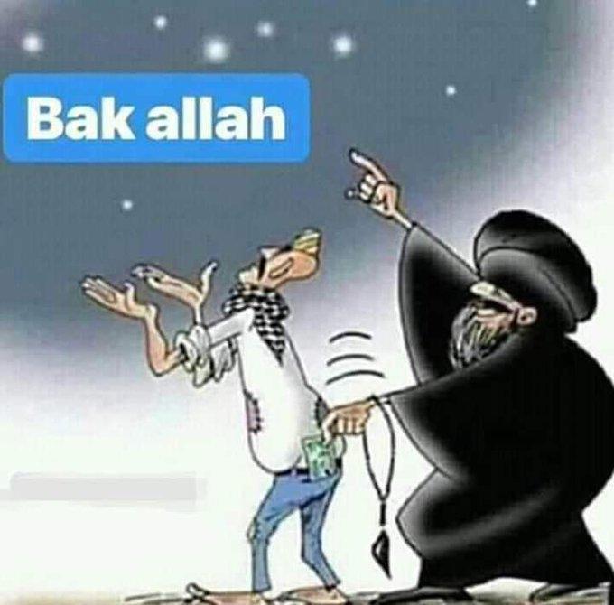 Din adına halkın parasını çalıyorlar!!