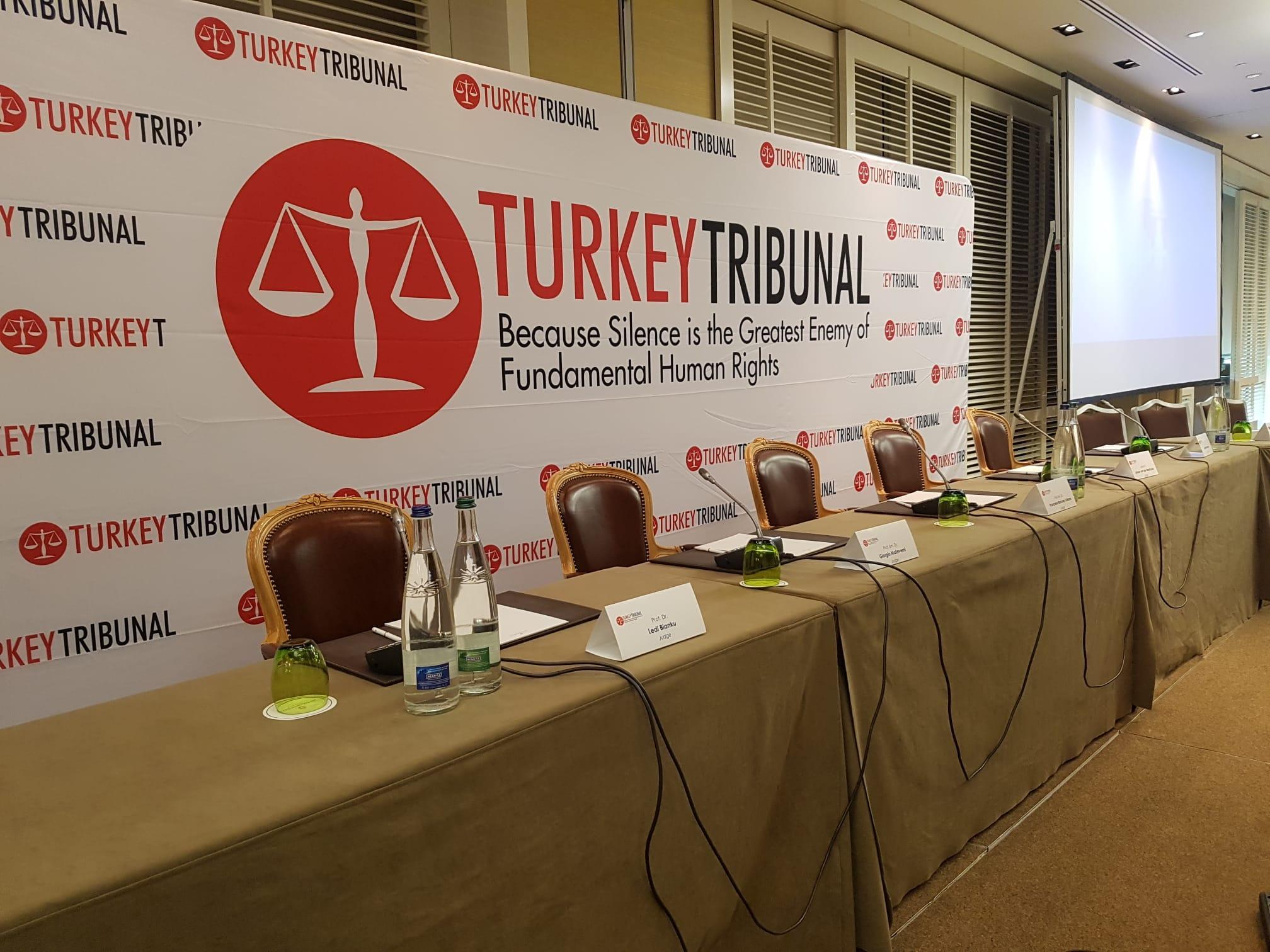 """AKP hükümetinin yargılandığı """"Turkey Tribunal"""" Cenevre'de başladı"""